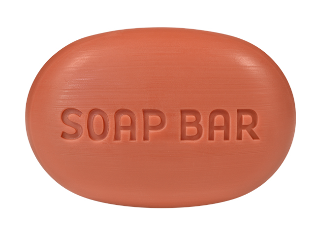 Bionatur Blood Orange Hair and Body Soap Bar