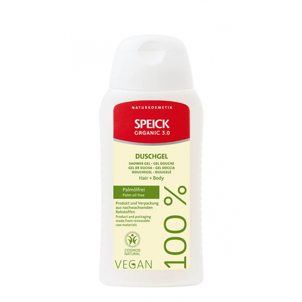 Speick Organic 3.0 Shower Gel