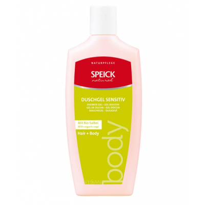 Speick Natural Deo Shower Gel Sensitive