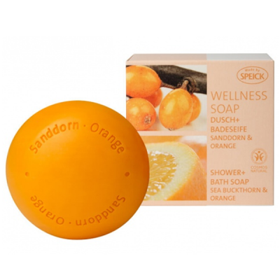 Wellness Soap Sea Buckthorn & Orange